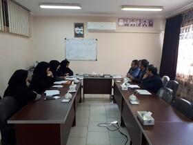 جلسه اصلاح فرآیند خدمات توانبخشی گروههای هدف برگزار شد