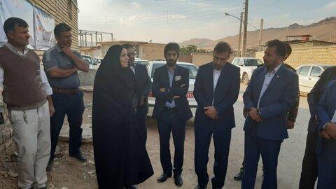 2 واحد مسکن دو معلولی در شهرستان بروجن افتتاح شد