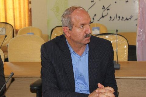 دشتستان | 117 نفر عضو فعال کتابخانه گویا بهزیستی دشتستان هستند