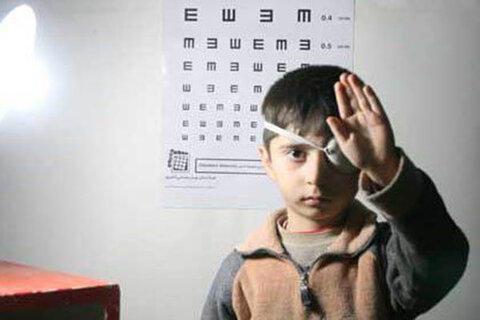 لیست مراکز غربالگری تنبلی چشم در استان البرز اعلام شد