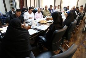 سومین جلسه کمیته استانی مرکزنگهداری ،درمان وکاهش آسیب معتادین موضوع ماده 16