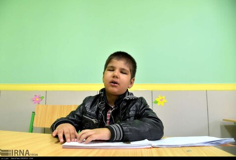 نبود منابع تحصیلی برای نابینایان