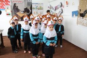 گزارش تصویری ا مراسم افتتاح برنامه سنجش بینایی کودکان (آمبلیوپی) بهزیستی شهرستان نیر