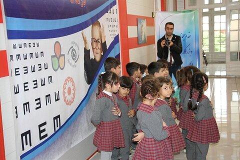 زنگ پیشگیری از تنبلی چشم در آذربایجان شرقی نواخته شد