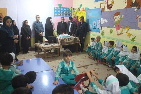 تنگستان | خدیجه جمالی از آغاز برنامه پیشگیری از تنبلی چشم کودکان خبر داد