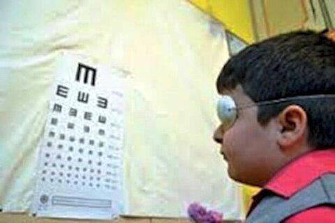 ۱۸ هزار کودک در بروجرد بینایی سنجی میشوند