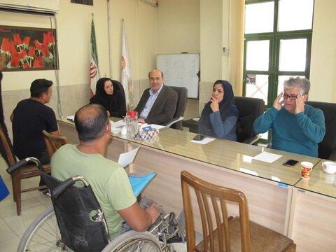ملاقات عمومی مدیر کل بهزیستی استان کرمان با 15نفر از مددجویان