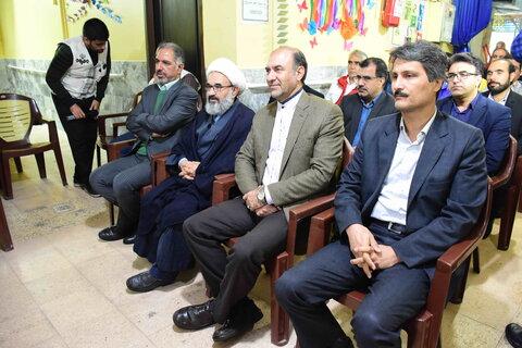 برگزاری مانور اطفای حریق و تخلیهی اضطراری در مرکز سالمندان توحید گلمکان