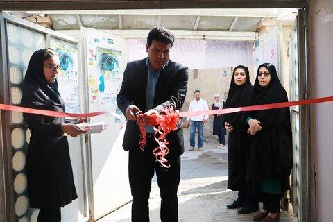 آغاز طرح غربالگری بینایی کودکان در استان