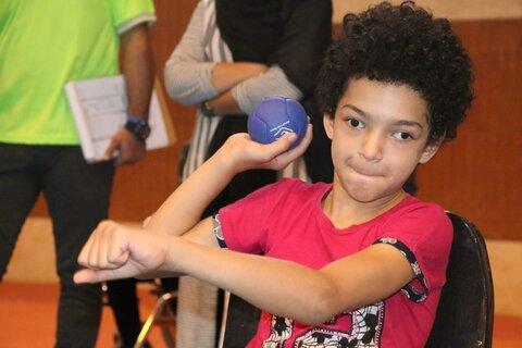 گزارش تصویری|برگزاری دوره تربیت کلاسبند پزشکی ورزشی رشته بوچیا در بابلسر