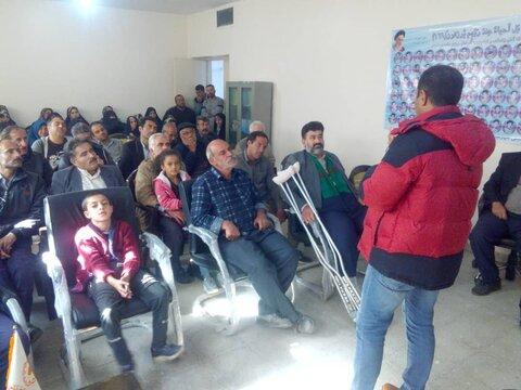 اشتهارد | نخستین دوره آموزشی پنل های خورشیدی در اداره بهزیستی شهرستان اشتهارد برگزار شد