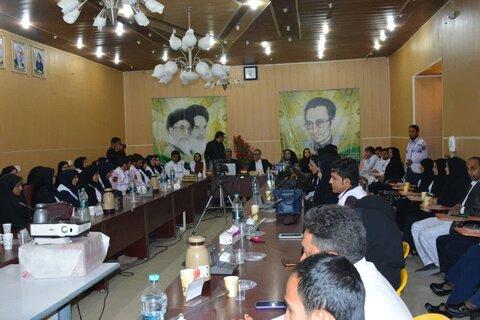 گزارش تصویری ا دوره ارزیابی اورژانس های اجتماعی استان سیستان و بلوچستان
