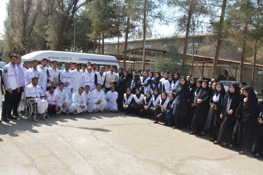 530 نفر از خدمات اورژانس اجتماعی شهرستان ایرانشهر بهره مند شدند