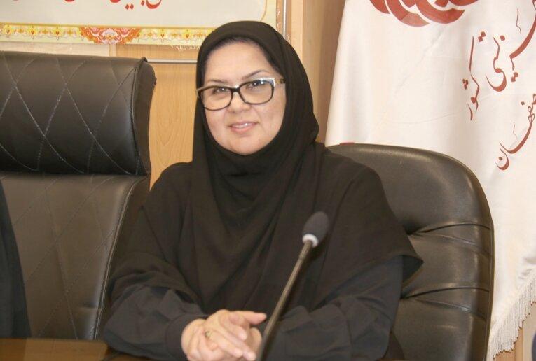 « سمیه کریمی » سرپرست معاونت پیشگیری بهزیستی استان اصفهان شد