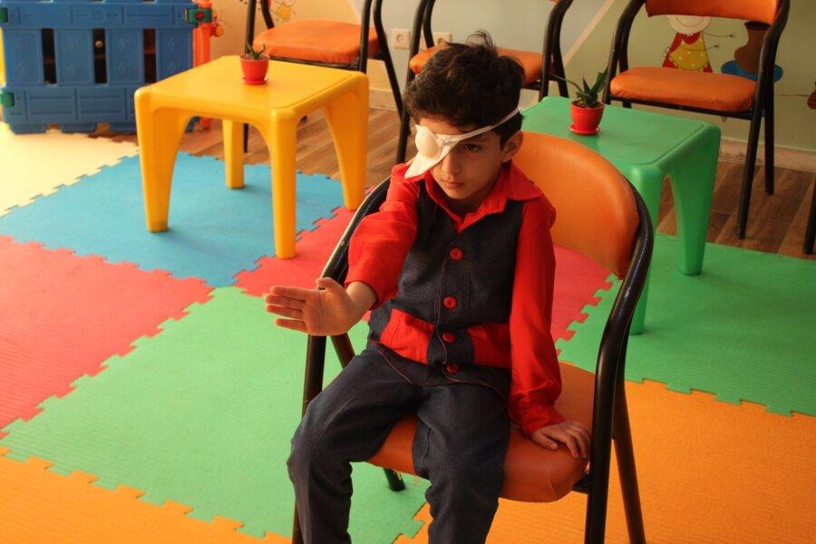 شناسایی ۳۶۳ کودک مبتلا به تنبلی چشم در خراسان جنوبی