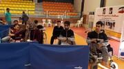 گزارش تصویری|برگزاری ششمین دوره مسابقات سراسری لیگ بوچیا در بابلسر