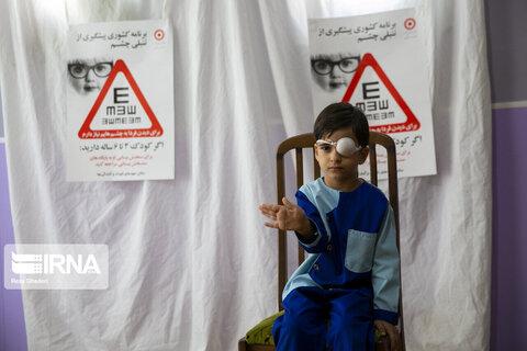 دزفول| اجرای طرح تنبلی چشم در دزفول نیازمند مشارکت بیشتر مردم