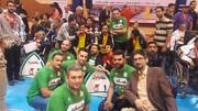 ششمین دوره مسابقات سراسری لیگ بوچیا با برتری «استان زنجان» پایان یافت