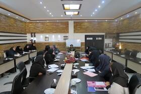 شاهین شهر و میمه| برگزاری کارگاه آموزشی گزارش نویسی ویژه مددکاران