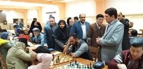 سومین دوره مسابقات شطرنج نابینایان کشور در گلستان آغازشد