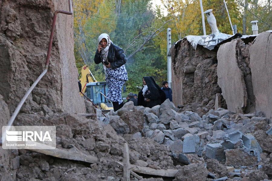 گروههای محب بهزیستی به مناطق زلزله زده اعزام میشوند