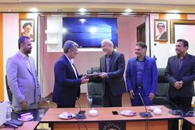 گزارش تصویری / مراسم تکریم و معارفه معاونین پشتیبانی و منابع انسانی اداره کل بهزیستی استان بوشهر برگزار شد