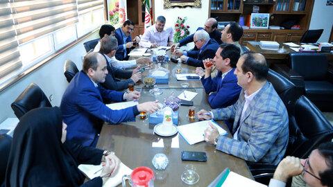 گزارش تصویری| تشکیل جلسه ستاد بحران سازمان بهزیستی کشور در پی وقوع زلزله اخیر