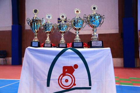 شهریار | مسابقات ورزشی ویژه افراد دارای معلولیت در شهریار برگزار شد