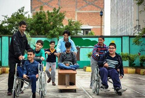 دانشآموزان معلول پشتوانهای برای پارالمپیکیها