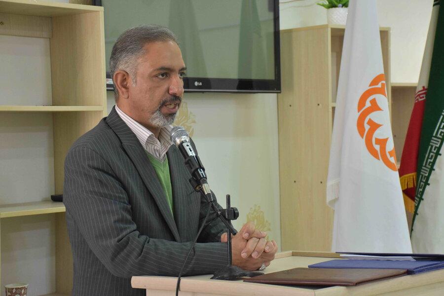 اقدامات پیشگیرانه و ضدعفونی در مراکز بهزیستی خراسان رضوی
