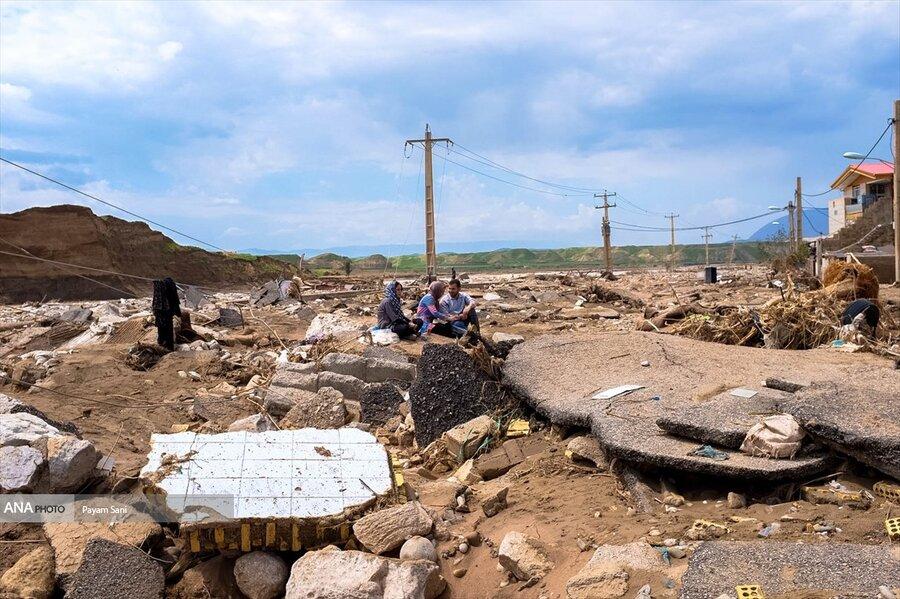 بیش از ۴۰۰ خانه سیلزدگان تحت پوشش بهزیستی در لرستان بازسازی شد