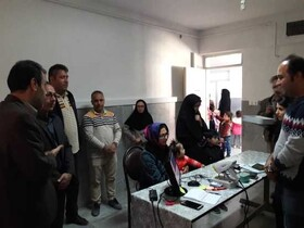 افتتاح طرح آمبلیوپی در شهرستان بیجار