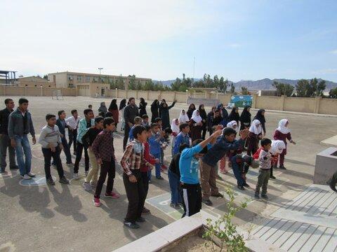 برگزاری مسابقات  پارالمپیک مدارس استثنایی شهرستان راور