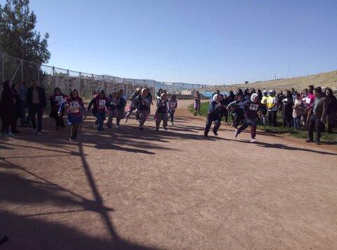 گزارش تصویری از جشنواره فرهنگی، ورزشی کم توانان ذهنی ایلام