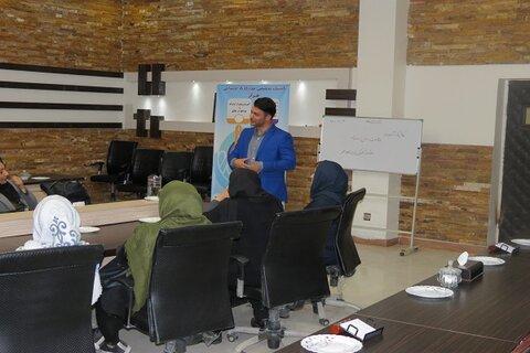 شاهین شهر و میمه| برگزاری جلسه آموزش سلامت روان خانواده
