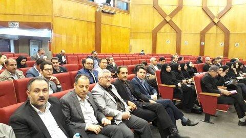 نشست مدیران روابط عمومی زیر مجموعه وزارت تعاون کار و رفاه اجتماعی