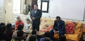 بازدید جانشین مدیرکل بهزیستی گلستان از مرکز اقامتی درمان و بازتوانی اعتیاد شهرستان آزادشهر