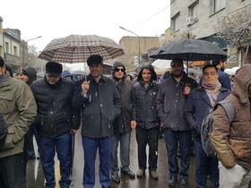 گزارش تصویری حرکت خودجوش مردم بصیر و انقلابی زنجان در حمایت از نظام مقدس جمهوری اسلامی ایران و مقام معظم رهبری مدظله العالی