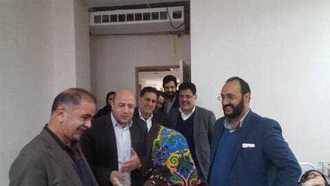 گرمسار ا بازدید بازرسین دادستانی کشور از مراکز تحت نظارت بهزیستی