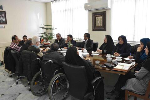 « ارتقای مشارکت افراد دارای معلولیت برای دستیابی به توسعه فراگیر، عادلانه و پایدار »
