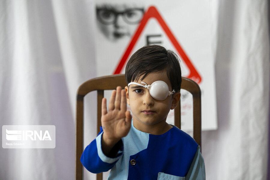 پاکدشت | مسیر بینایی تا 9 سالگی تکامل می یابد