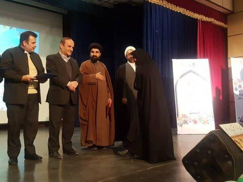 اداره کل بهزیستی ایلام دستگاه برتر در حوزه نماز شد