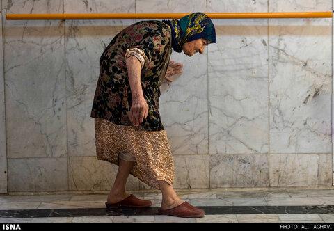 چگونه از سقوط سالمندان پیشگیری کنیم؟
