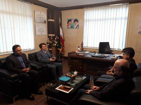 کاشت بیش از ۲هزار اصله نهال در ادارت و مراکز بهزیستی گلستان