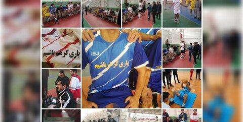 ششمین المپیاد ورزشی بهبودیافتگان در تبریز / یاریگر هم باشیم