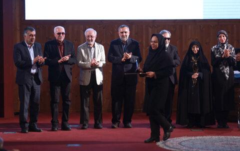 گزارش تصویری| اختتامیه نخستین جشنواره ملی «کاما، کتاب افراد معلول ایران»
