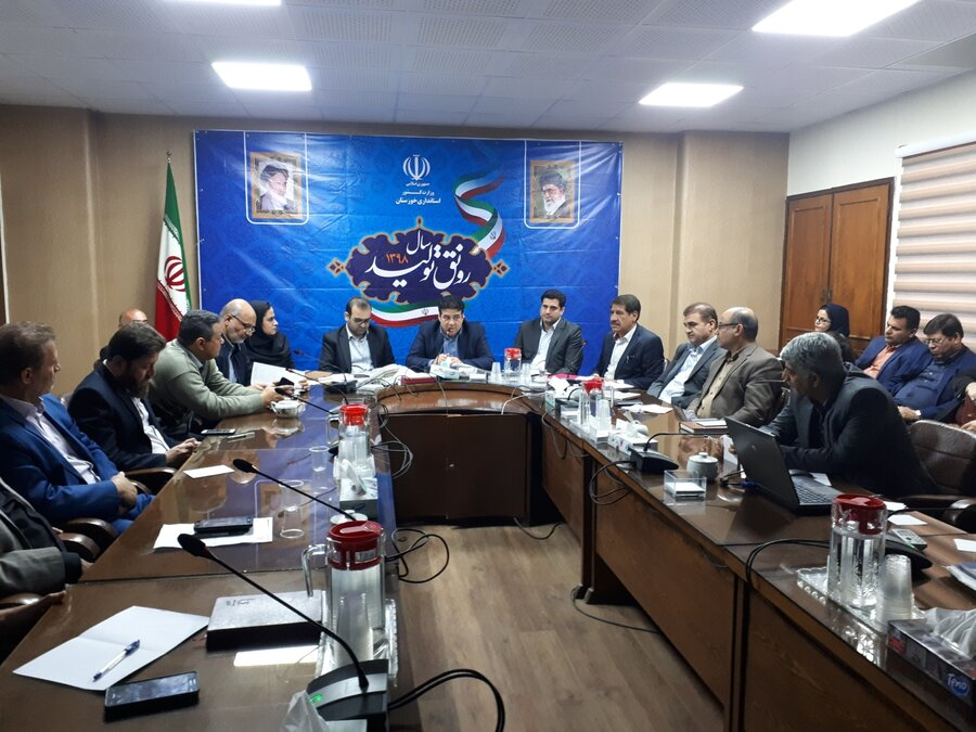 بر لزوم پیگیری مصوبات کمیته مناسب سازی  استان تاکید کرد