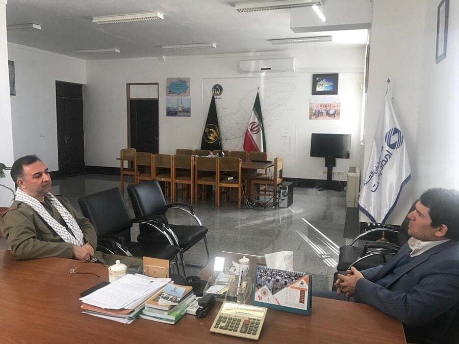 نشست مشترک مدیران کل بهزیستی و کمیته امداد امام خمینی(ره)