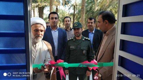 تحویل 5 واحد مسکونی مددجویی به مناسبت هفته بسیج در منوجان