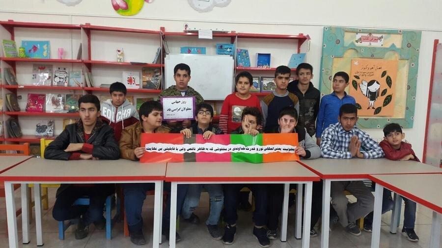 عضویت کودکان معلول ایلامی در مراکز کانون پرورش فکری رایگان شد